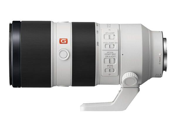 Sony SEL70200GM - telephoto zoom lens - 70 mm - 200 mmSony SEL70200GM - telephoto zoom lens - 70 mm - 200 mm, , hi-res