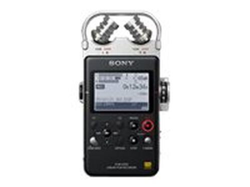 Sony PCM-D100 - voice recorder, , hi-res