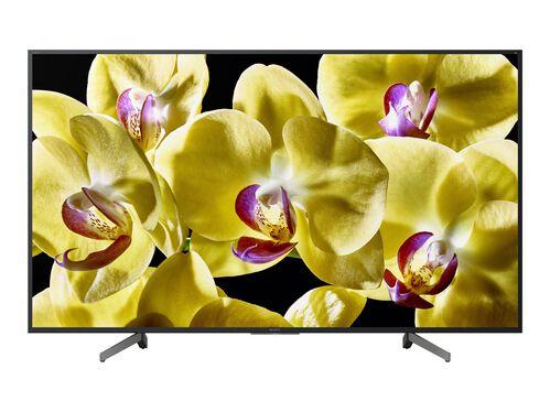 "Sony XBR-75X800G BRAVIA XBR X800G Series - 75"" Class (74.5"" viewable) LED TV, , hi-res"