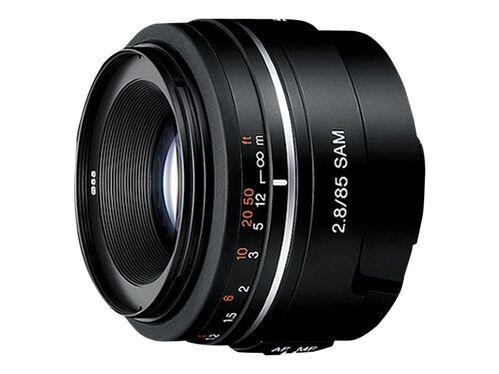 Sony SAL85F28 - telephoto lens - 85 mm, , hi-res