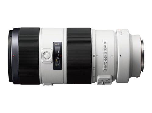 Sony SAL70200G2 - telephoto zoom lens - 70 mm - 200 mm, , hi-res