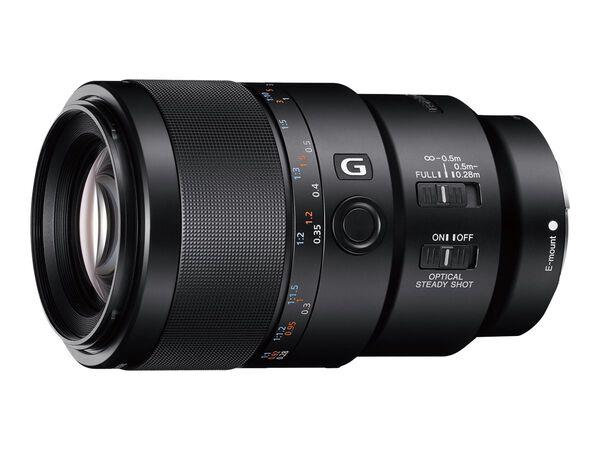 Sony SEL90M28G - telephoto lens - 90 mmSony SEL90M28G - telephoto lens - 90 mm, , hi-res