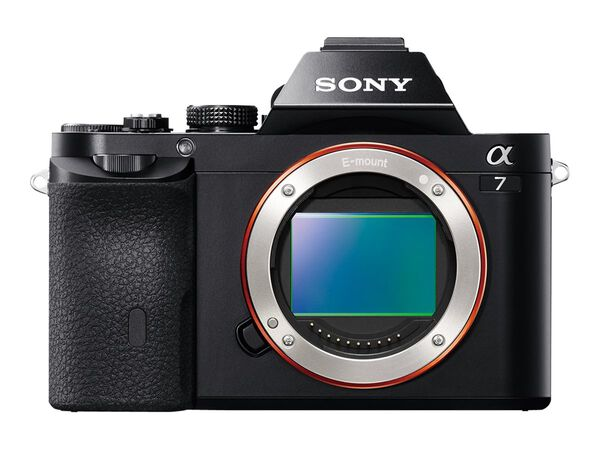 Sony α7 ILCE-7 - digital camera - body onlySony α7 ILCE-7 - digital camera - body only, , hi-res