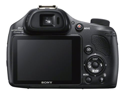 Sony Cyber-shot DSC-HX400 - digital camera - Carl Zeiss, , hi-res