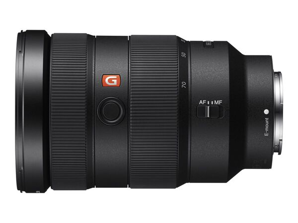 Sony SEL2470GM - zoom lens - 24 mm - 70 mmSony SEL2470GM - zoom lens - 24 mm - 70 mm, , hi-res