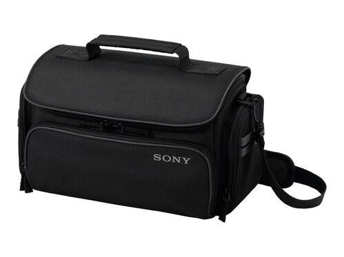 Sony LCS-U30 - case for digital photo camera / camcorder, , hi-res