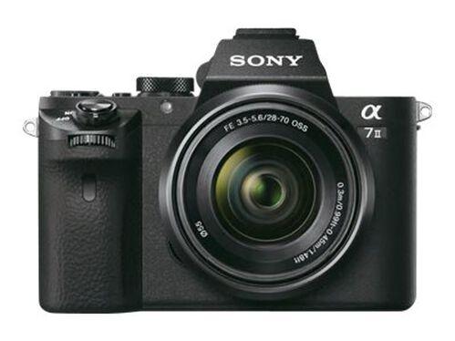 Sony α7R II ILCE-7RM2 - digital camera FE 28-70mm OSS lens, , hi-res