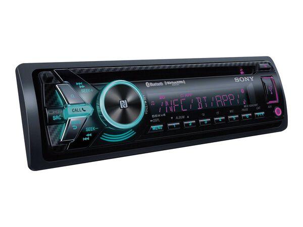 Sony MEX-GS620BT - car - CD receiver - in-dash unit - Full-DINSony MEX-GS620BT - car - CD receiver - in-dash unit - Full-DIN, , hi-res
