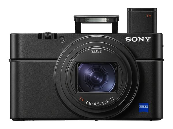 Sony Cyber-shot DSC-RX100 VI - digital camera - Carl ZeissSony Cyber-shot DSC-RX100 VI - digital camera - Carl Zeiss, , hi-res