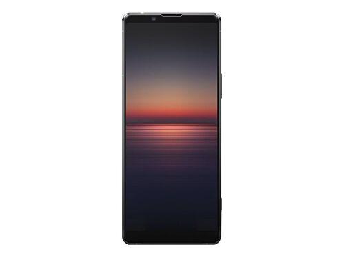 Sony XPERIA 1 II - black - 4G - 256 GB - GSM - smartphone, , hi-res