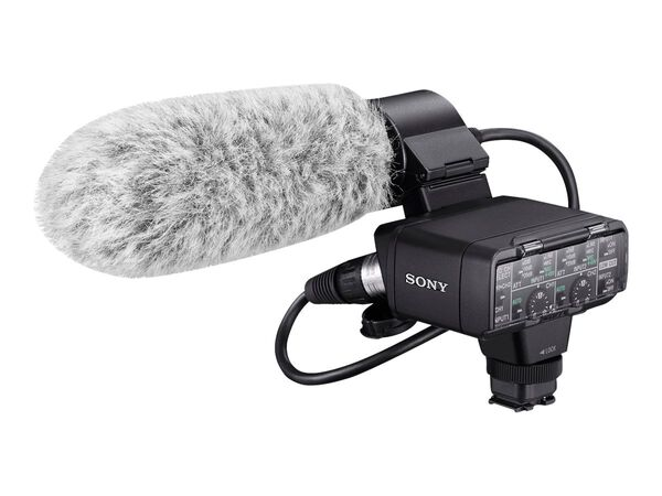 Sony XLR-K2M - microphone adapter kitSony XLR-K2M - microphone adapter kit, , hi-res