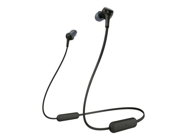 Sony WI-XB400 - earphones with micSony WI-XB400 - earphones with mic, Black, hi-res