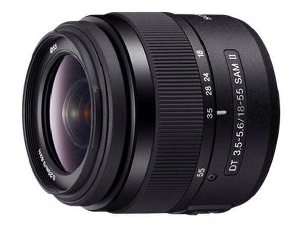 Sony SAL18552 - zoom lens - 18 mm - 55 mmSony SAL18552 - zoom lens - 18 mm - 55 mm, , hi-res