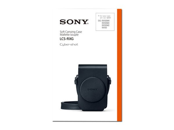 Sony LCS-RXG - case for cameraSony LCS-RXG - case for camera, , hi-res
