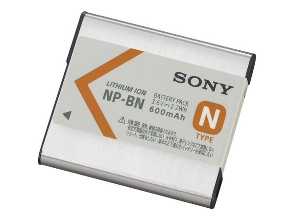 Sony NP-BN battery - Li-IonSony NP-BN battery - Li-Ion, , hi-res