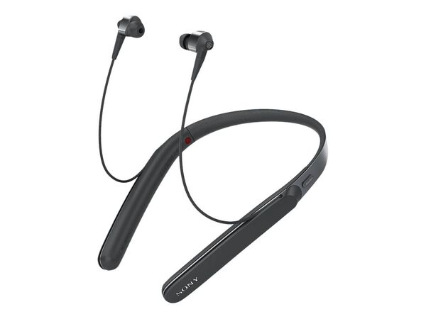 Sony WI-1000X - earphones with micSony WI-1000X - earphones with mic, Black, hi-res