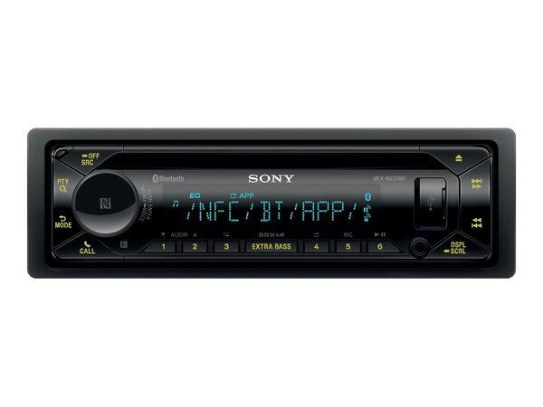 Sony MEX-N5300BT - car - CD receiver - in-dash unit - Single-DINSony MEX-N5300BT - car - CD receiver - in-dash unit - Single-DIN, , hi-res