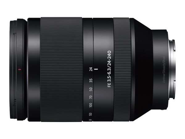 Sony SEL24240 - zoom lens - 24 mm - 240 mmSony SEL24240 - zoom lens - 24 mm - 240 mm, , hi-res