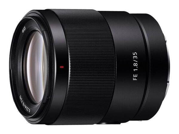 Sony SEL35F18F - wide-angle lens - 35 mm - 35 mmSony SEL35F18F - wide-angle lens - 35 mm - 35 mm, , hi-res
