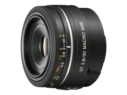 Sony SAL30M28 - macro lens - 30 mm, , hi-res