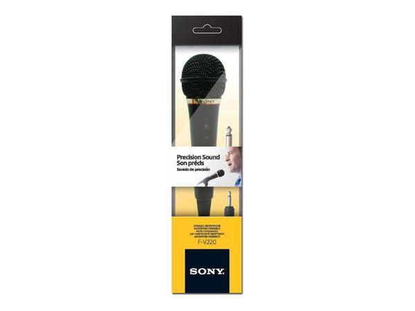 Sony F V220 - microphoneSony F V220 - microphone, , hi-res
