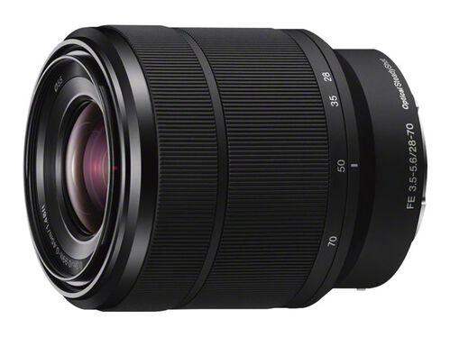 Sony SEL2870 - zoom lens - 28 mm - 70 mm, , hi-res