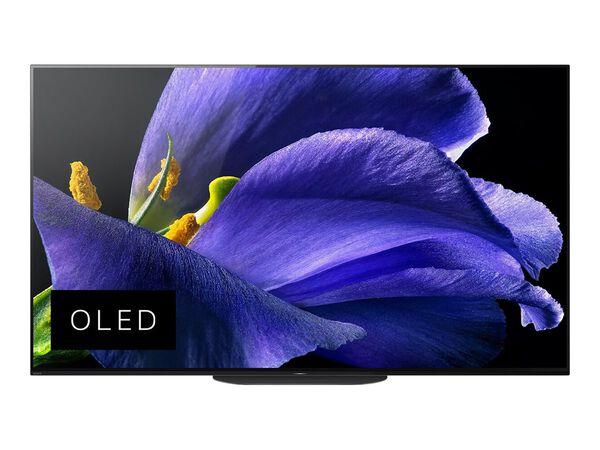 "Sony XBR-65A9G BRAVIA XBR A9G Master Series - 65"" Class (64.5"" viewable) OLED TVSony XBR-65A9G BRAVIA XBR A9G Master Series - 65"" Class (64.5"" viewable) OLED TV, , hi-res"