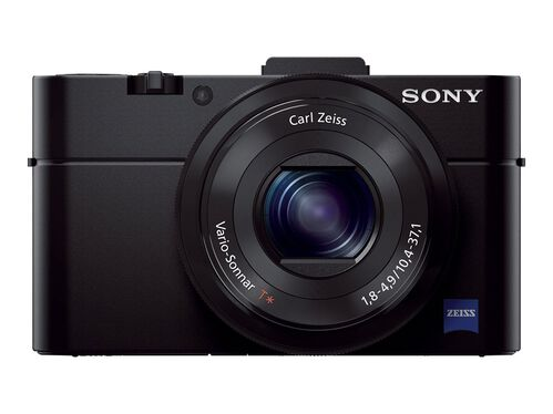 Sony Cyber-shot DSC-RX100 II - digital camera - Carl Zeiss, , hi-res