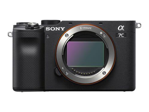 Sony α7C ILCE-7C - digital camera - body only, Black, hi-res