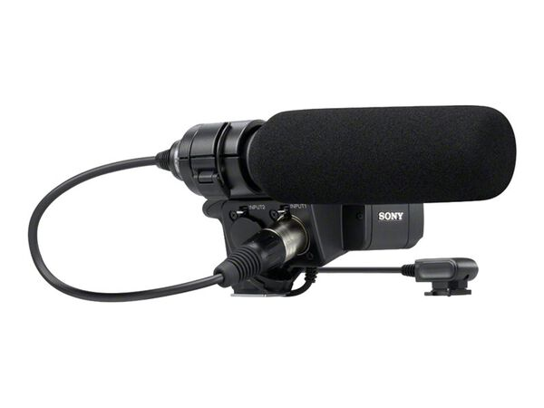 Sony XLR-K1M - microphone adapter kitSony XLR-K1M - microphone adapter kit, , hi-res