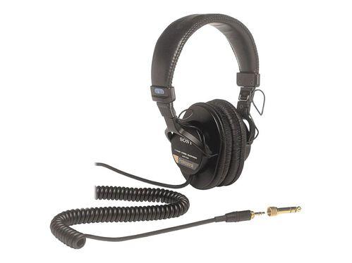 Sony MDR-7506 - headphones, , hi-res
