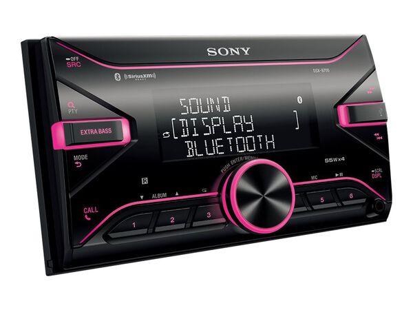 Sony DSX-B700 - car - digital receiver - in-dash unit - Double-DINSony DSX-B700 - car - digital receiver - in-dash unit - Double-DIN, , hi-res