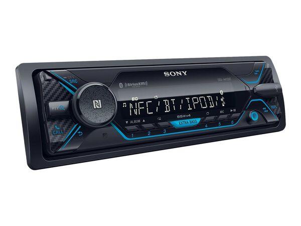 Sony DSX-A415BT - car - digital receiver - in-dash unit - Single-DINSony DSX-A415BT - car - digital receiver - in-dash unit - Single-DIN, , hi-res