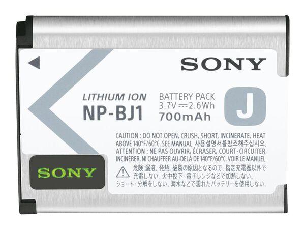 Sony NP-BJ1 battery - Li-IonSony NP-BJ1 battery - Li-Ion, , hi-res