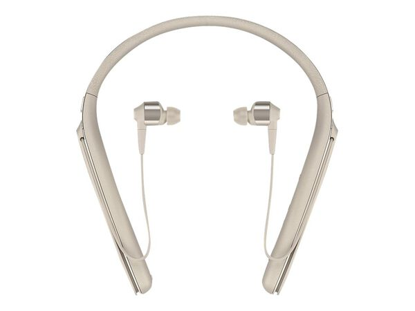 Sony WI-1000X - earphones with micSony WI-1000X - earphones with mic, Gold, hi-res