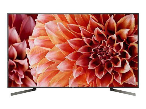 "Sony XBR-75X900F BRAVIA XBR X900F Series - 75"" Class (74.5"" viewable) LED TV - 4K, , hi-res"