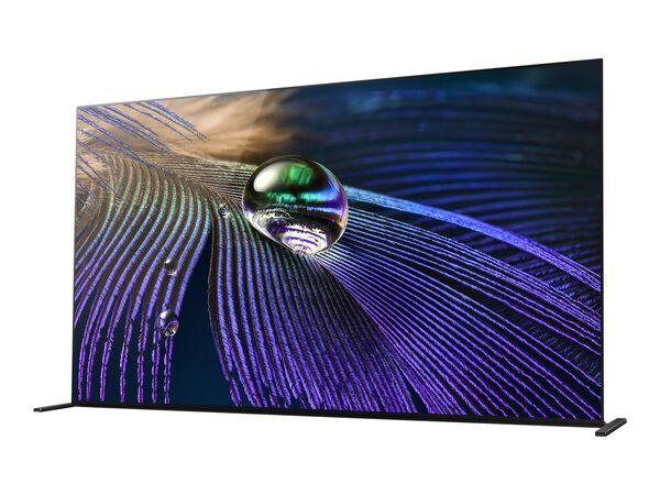 """Sony XR-65A90J BRAVIA XR MASTER Series A90J - 65"""" Class (64.5"""" viewable) OLED display - 4KSony XR-65A90J BRAVIA XR MASTER Series A90J - 65"""" Class (64.5"""" viewable) OLED display - 4K, , hi-res"""