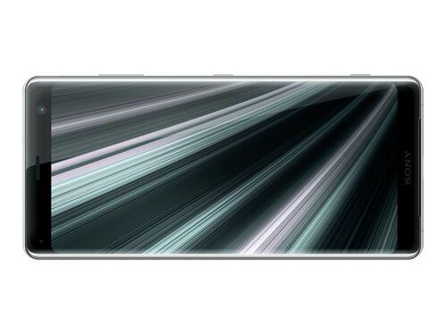 Sony XPERIA XZ3 - white silver - 4G - 64 GB - GSM - smartphone, , hi-res