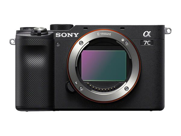 Sony α7C ILCE-7C - digital camera - body onlySony α7C ILCE-7C - digital camera - body only, Black, hi-res