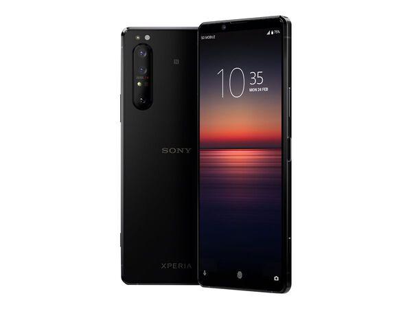 Sony XPERIA 1 II - black - 4G - 256 GB - GSM - smartphoneSony XPERIA 1 II - black - 4G - 256 GB - GSM - smartphone, , hi-res
