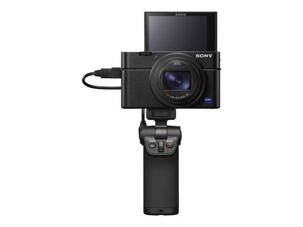 Sony Cyber-shot DSC-RX100 VII - digital camera - ZEISS - with Sony VCT-SGR1Sony Cyber-shot DSC-RX100 VII - digital camera - ZEISS - with Sony VCT-SGR1, , hi-res