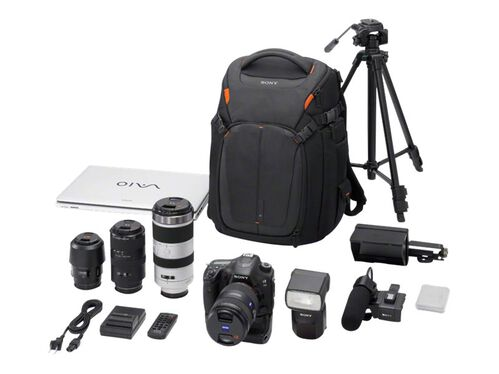 Sony LCS-BP3 - backpack for camera, , hi-res