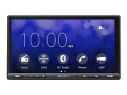 Sony XAV AX5000 - digital receiver - display 6.95 in - in-dash unit - Double-DIN, , hi-res