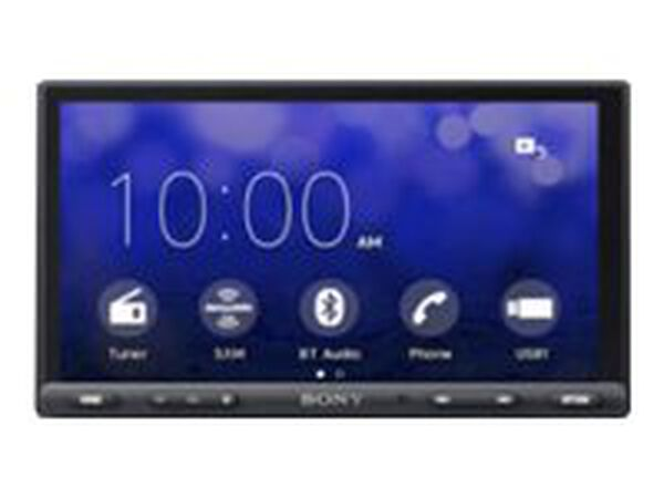 Sony XAV-AX5000 - digital receiver - display 6.95 in - in-dash unit - Double-DINSony XAV-AX5000 - digital receiver - display 6.95 in - in-dash unit - Double-DIN, , hi-res