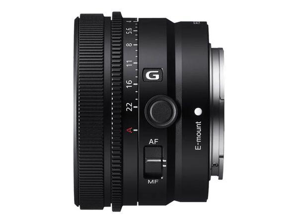 Sony SEL50F25G - lens - 50 mmSony SEL50F25G - lens - 50 mm, , hi-res