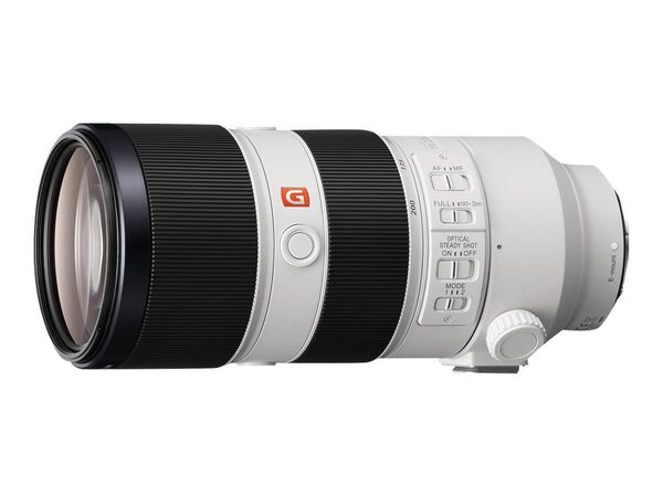 Sony SEL70200GM - telephoto zoom lens - 70 mm - 200 mmSony SEL70200GM - telephoto zoom lens - 70 mm - 200 mm, , hi-res