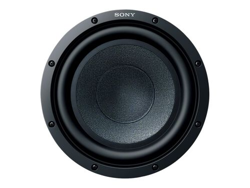 Sony XS-GSW101 - subwoofer driver - for car, , hi-res