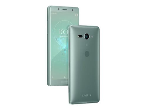 Sony XPERIA XZ2 Compact - H8314 - moss green - 4G LTE - 64 GB - GSM - smartphone, , hi-res