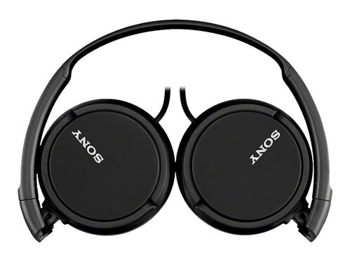 Sony MDR-ZX110 - headphones, Black, hi-res