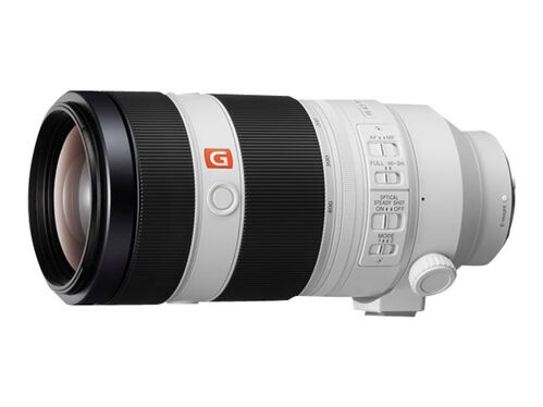 Sony G Master SEL100400GM - telephoto zoom lens - 100 mm - 400 mm, , hi-res